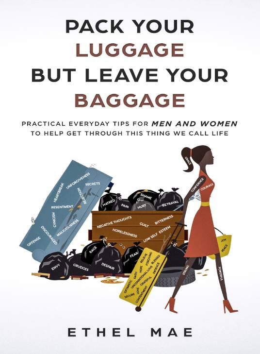 Pack Your Luggage But Leave Your Baggage - Ebook Cover (1)